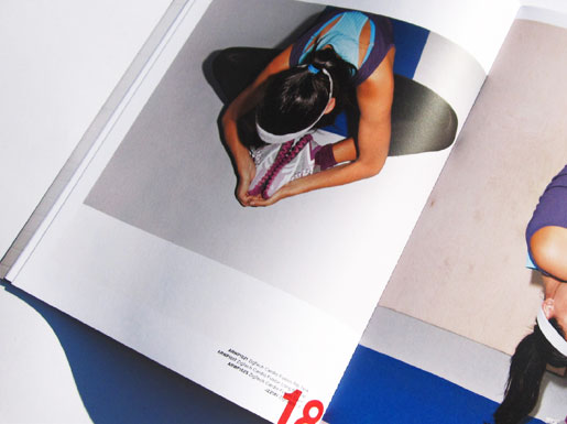 reebok look book ss11 womens 2